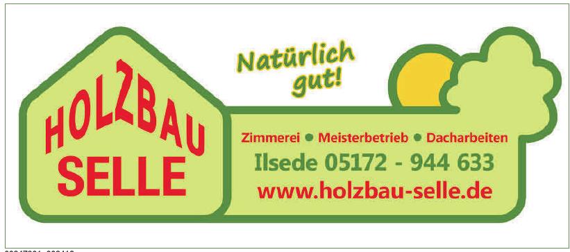 Holzbau Selle