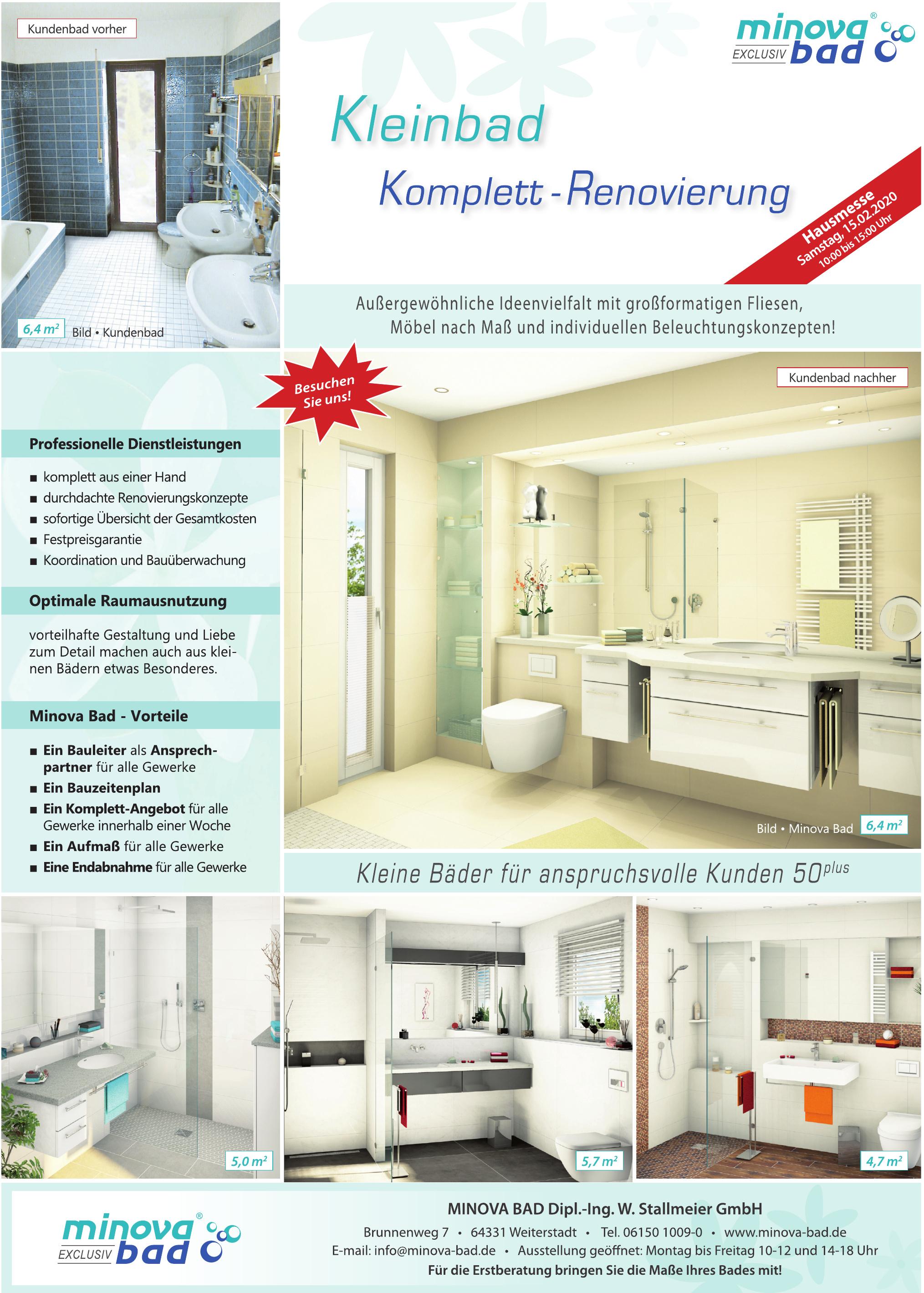 Minova Bad - Dipl.-Ing. W. Stallmeier GmbH