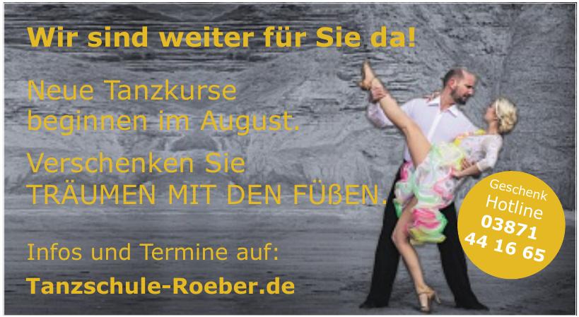 Tanzschule A. Röber