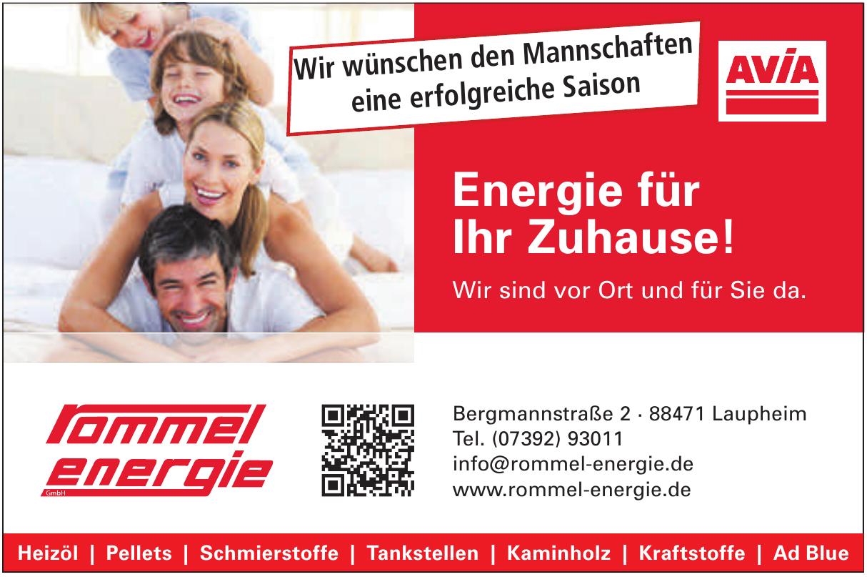 Rommel Energie