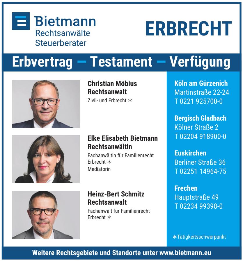 Bietmann Rechtsanwälte