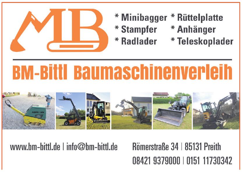 BM-Bittl Baumaschinenverleih