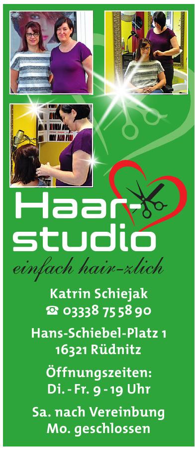 Katrin Schiejak - Haar-Studio