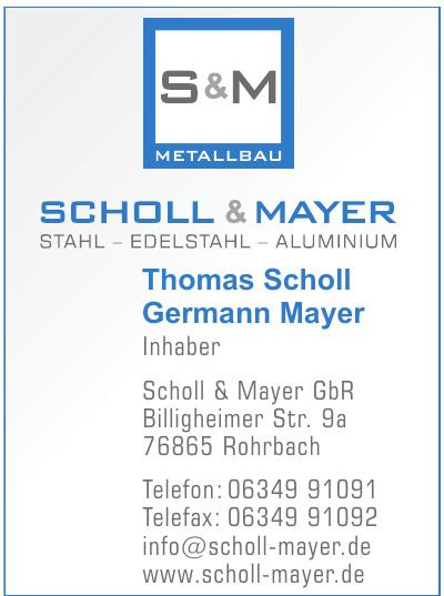 Scholl & Mayer GbR
