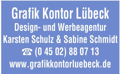 Grafik Kontor Lübeck