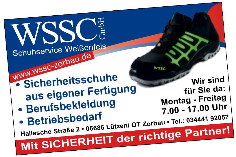 WSSC Schuchservice Weißenfels GmbH