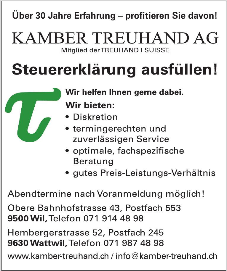 Kamber Treuhand AG