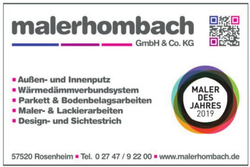malerhombach GmbH & Co. KG