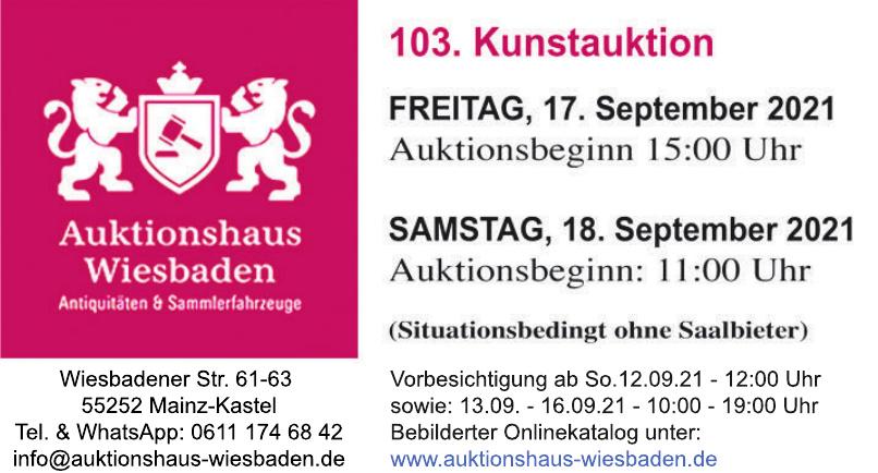 Auktionshaus Wiesbaden