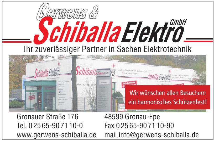 Gerwens & Schiballa Elektro GmbH