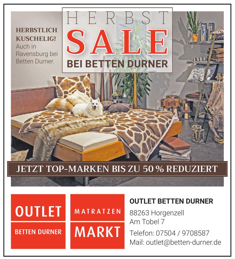Outlet Betten Durner