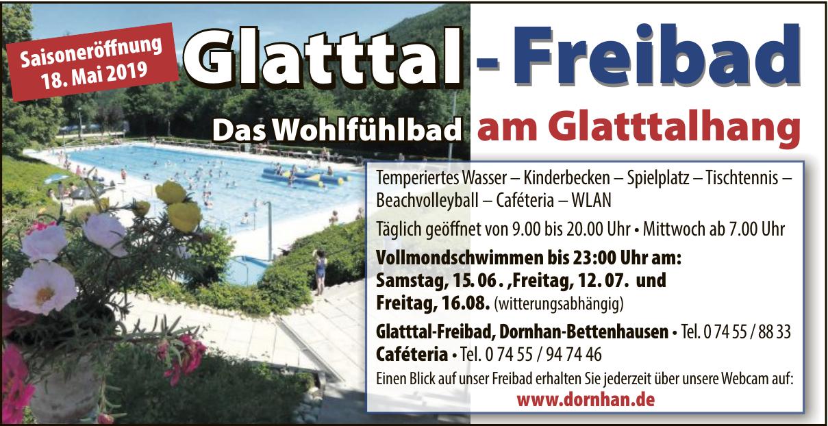 Glatttal-Freibad