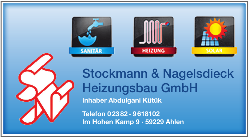 Stockmann & Nagelsdieck Heizungsbau GmbH