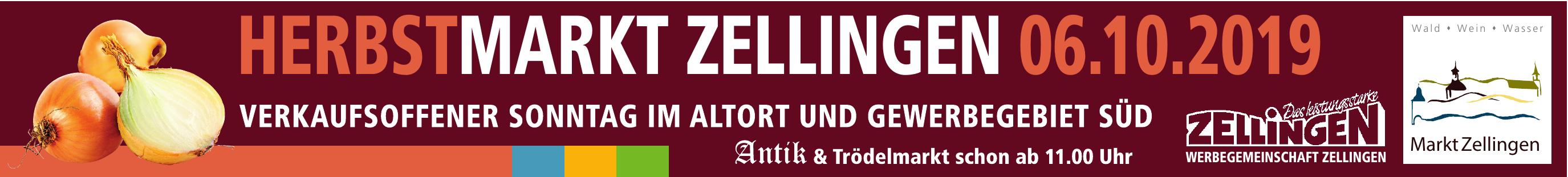 Herbstmarkt Zellingen 06.10.2019 Image 1