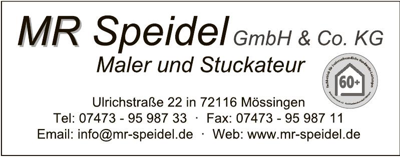 MR Speidel GmbH & Co. KG