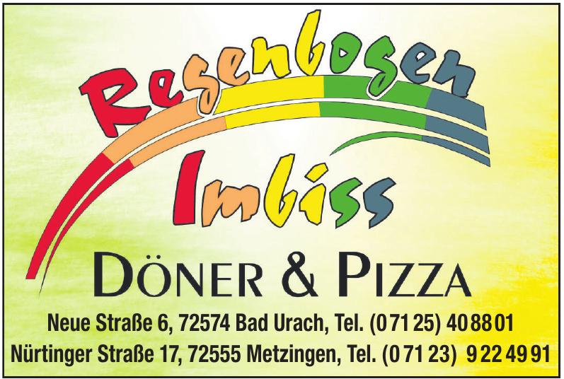 Resenbogen Imbiss Döner & Pizza
