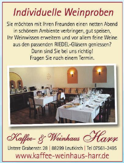 Kaffee- & Weinhaus Harr