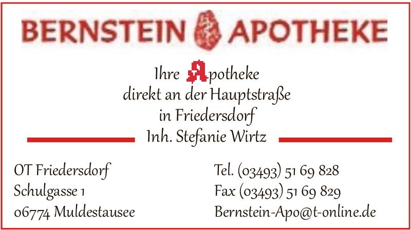 Bernstein Apotheke