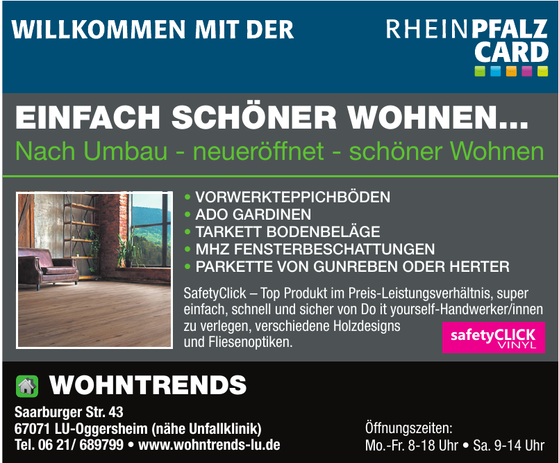 Wohntrends GmbH (Wohntrend`s)