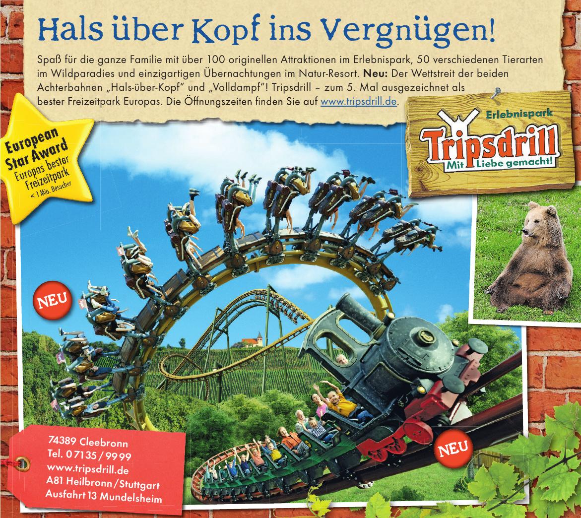 Erlebnispark-Tripsdrill