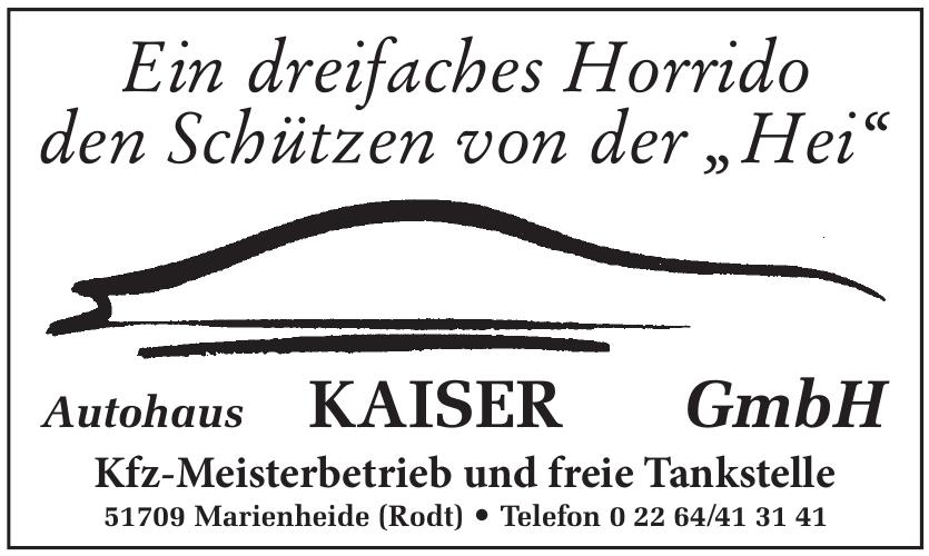 Autohaus Kaiser GmbH