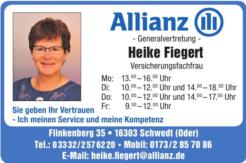 Allianz Generalvertretung Heike Fiegert