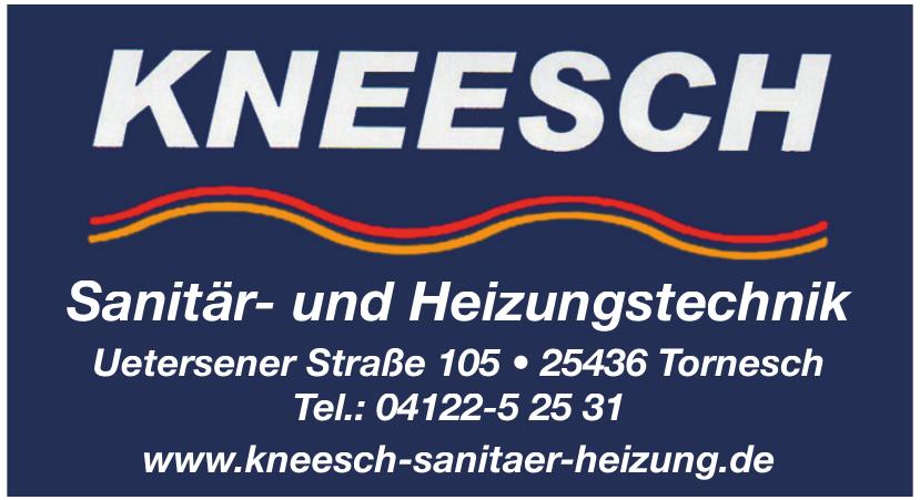 Kneesch Sanitär- und Heizungstechnik