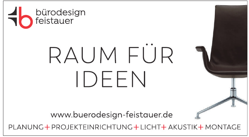 Bürodesign Feistauer