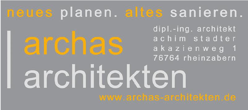 archas architekten   Achim Stadter
