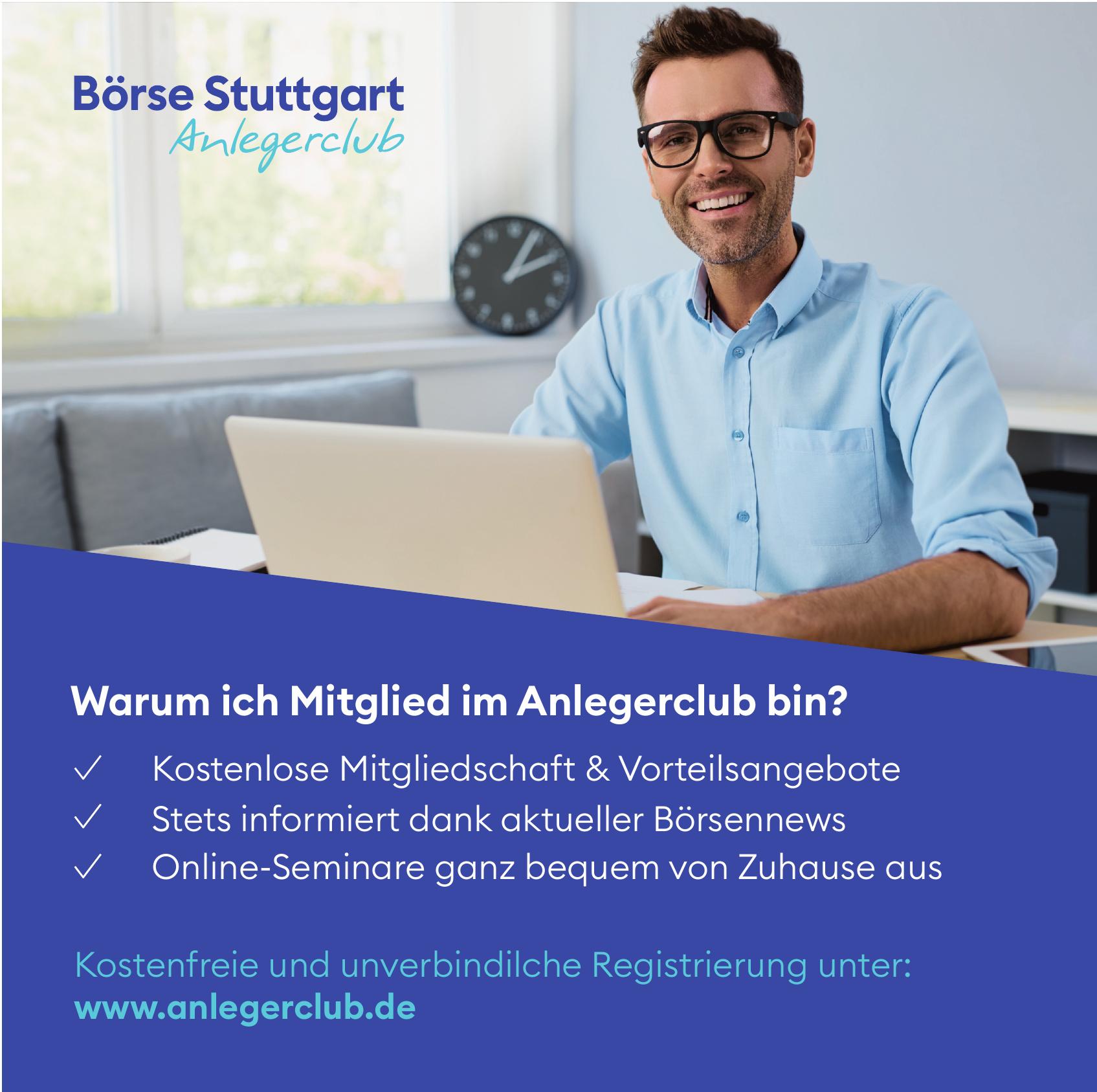 Boerse Stuttgart - Anlegerclub