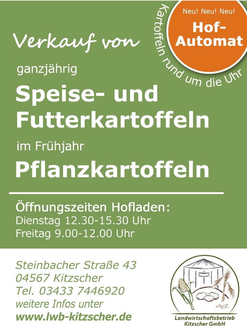 Landwirtschaftsbetrieb Kitzscher GmbH