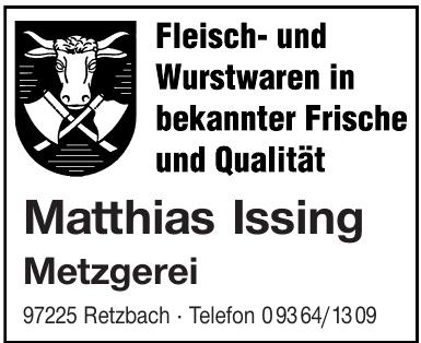Matthias Issing Metzgerei