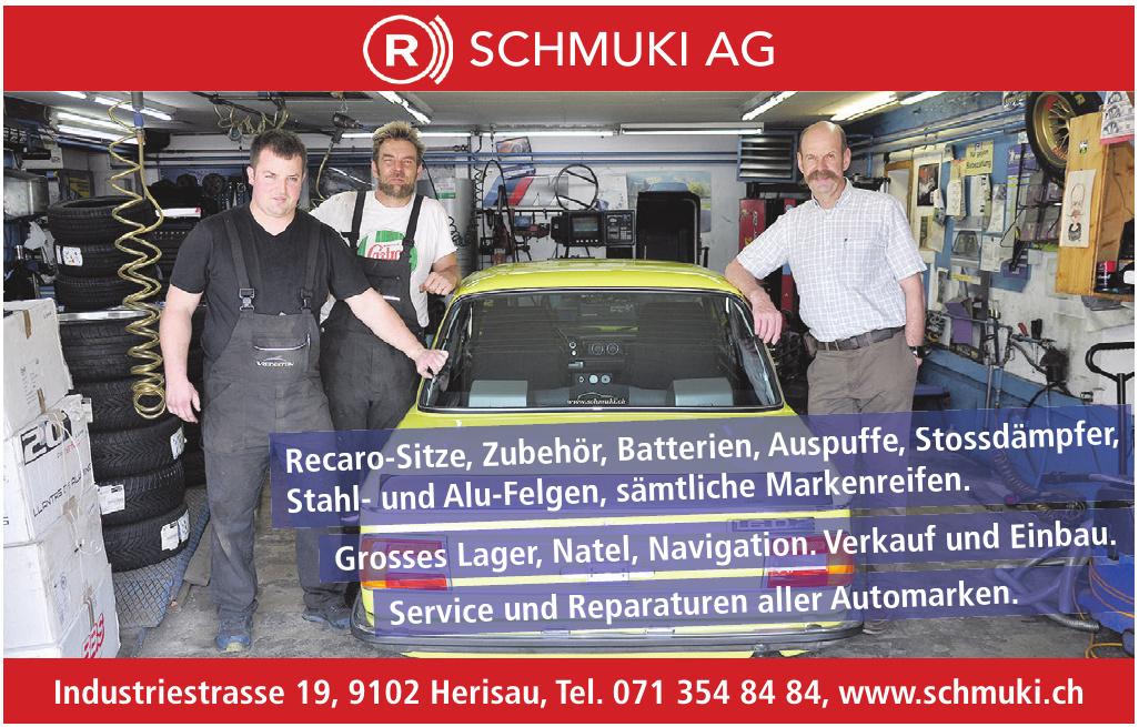R. Schmuki AG