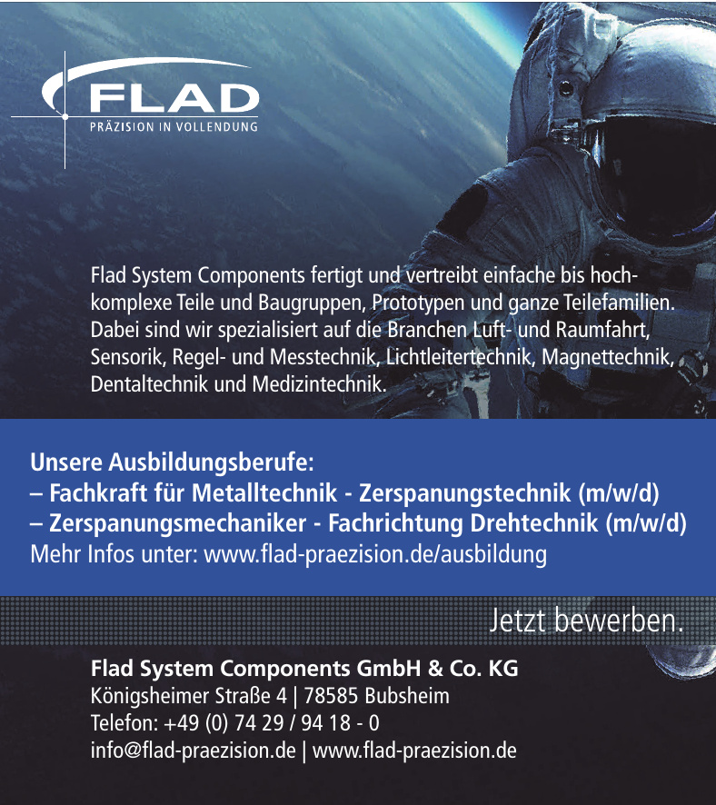 Flad System Components GmbH & Co. KG