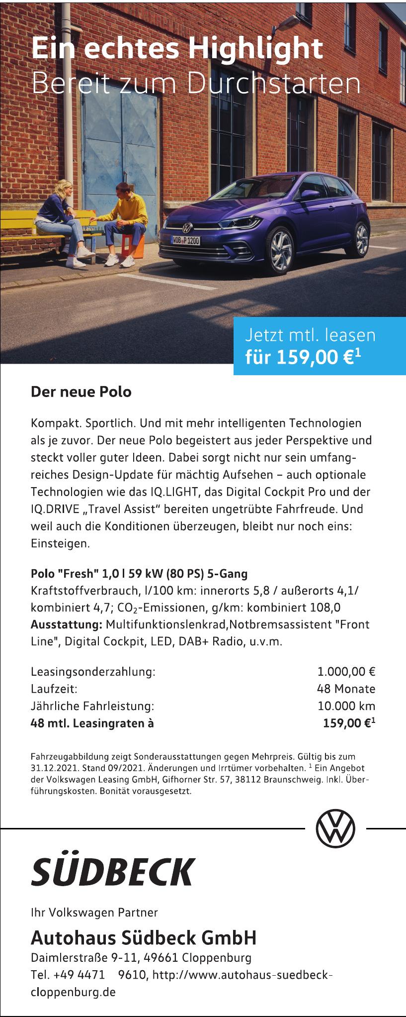 Autohaus Südbeck GmbH