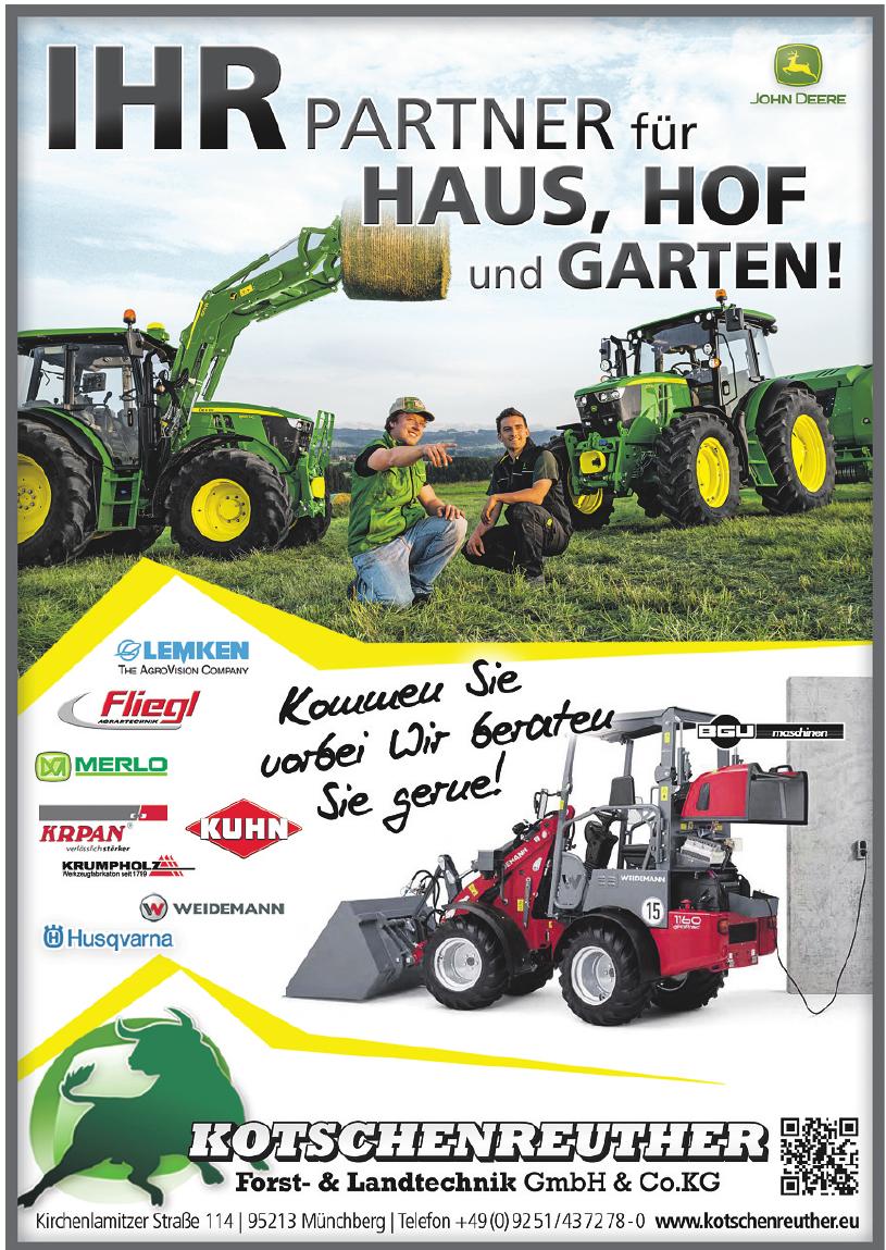 Kotschenreuther Forst- & Landtechnik GmbH & Co. KG