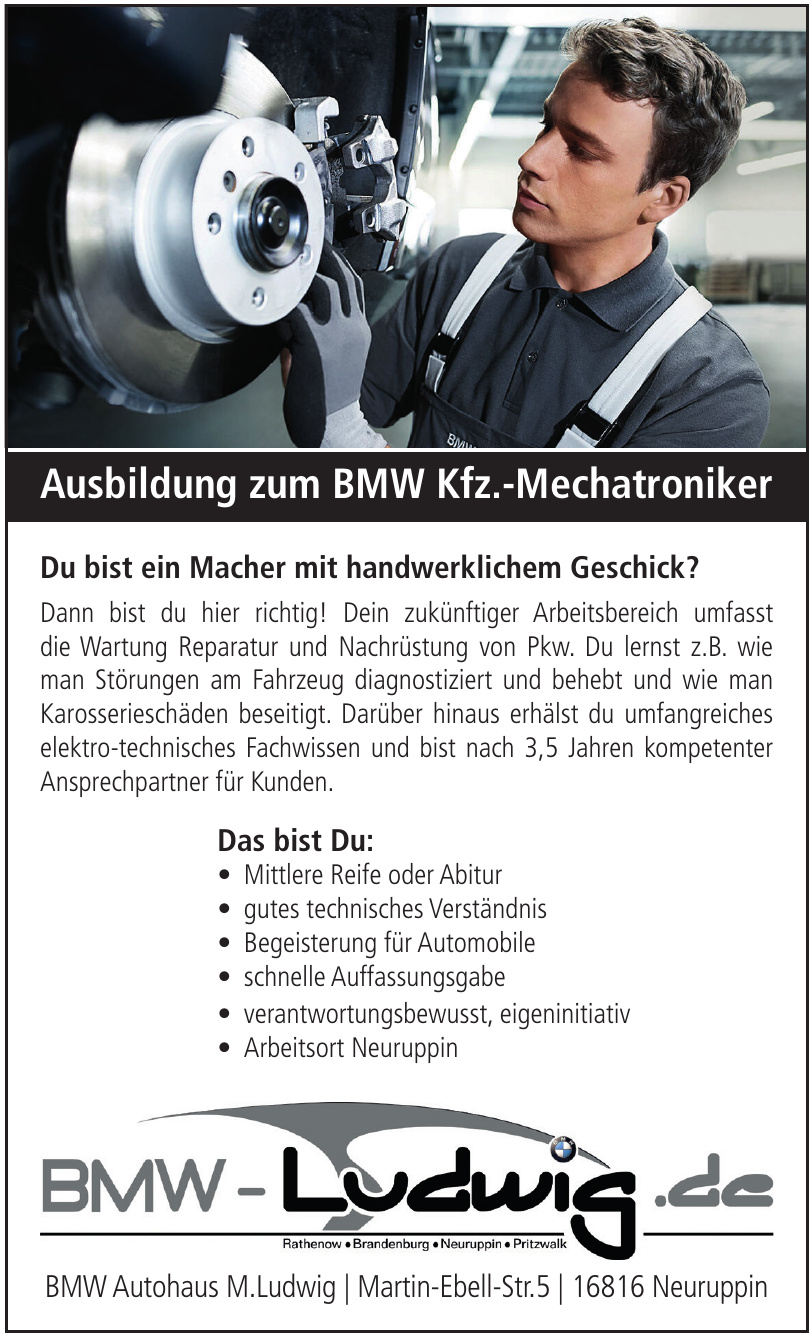 BMW Autohaus M.Ludwig