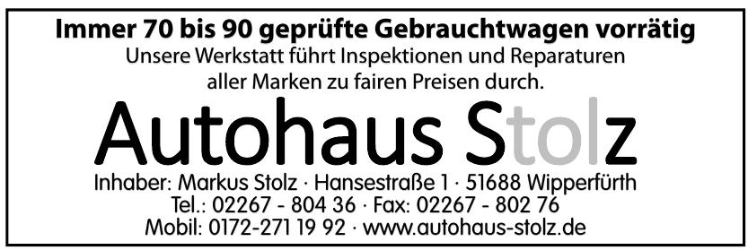 Autohaus Stolz