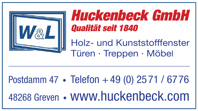 Huckenbeck GmbH