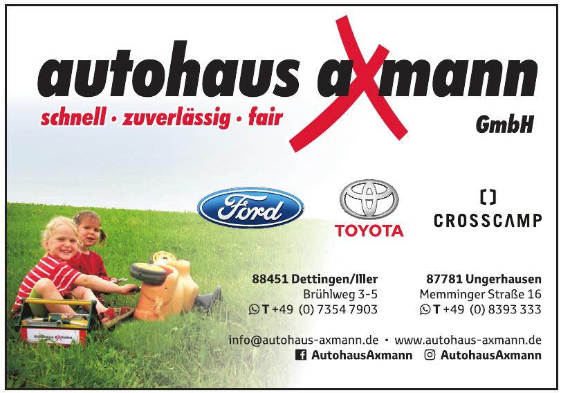 Autohaus Axmann GmbH