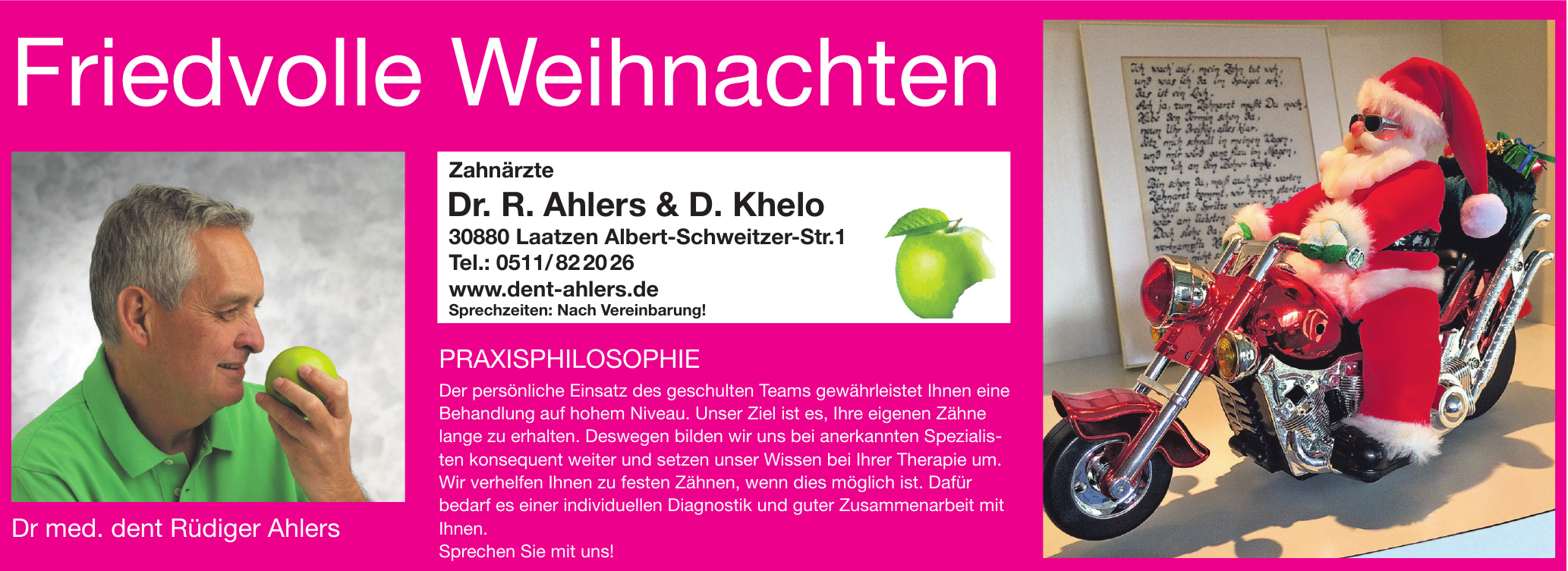 Dr. R. Ahlers & Collegen