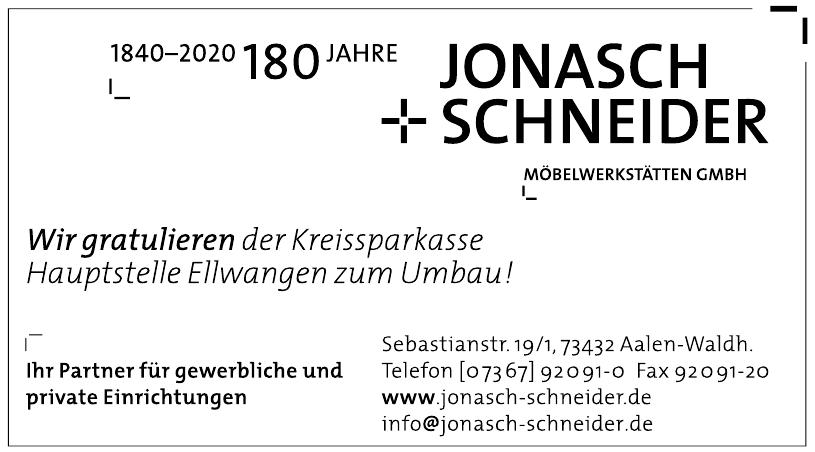 Jonasch Schneider Möbelwerkstätten GmbH