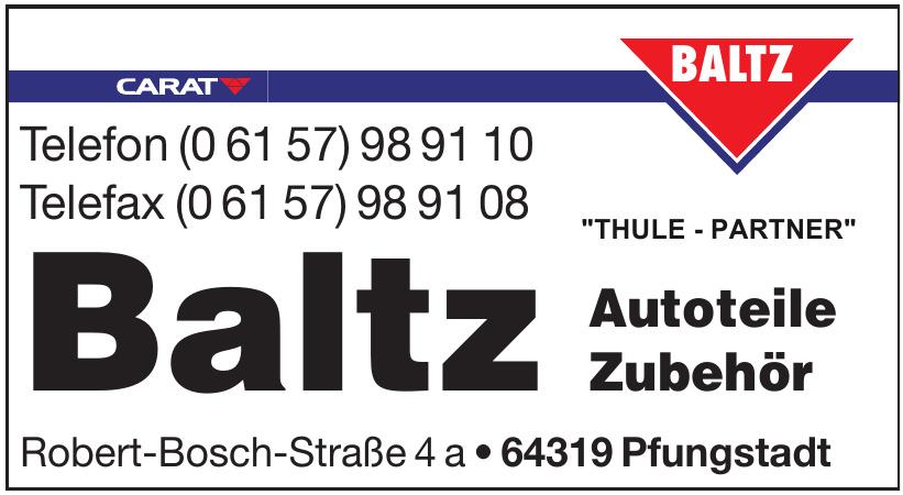 Baltz Autoteile - Zubehör