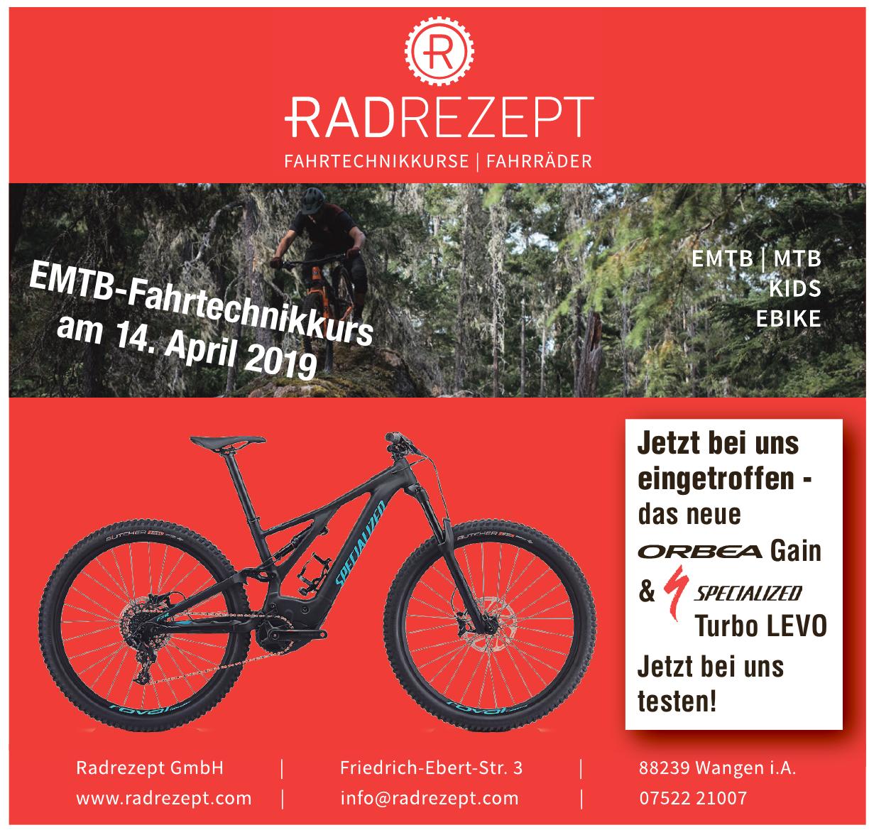 Radrezept GmbH