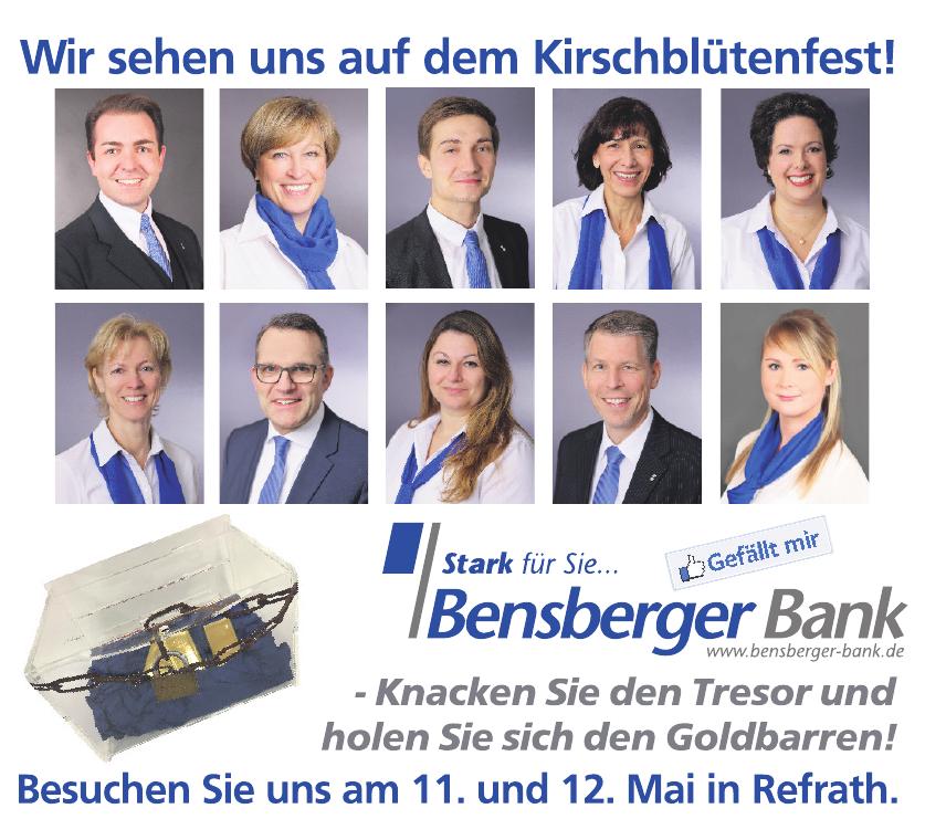 Bensberger Bank eG