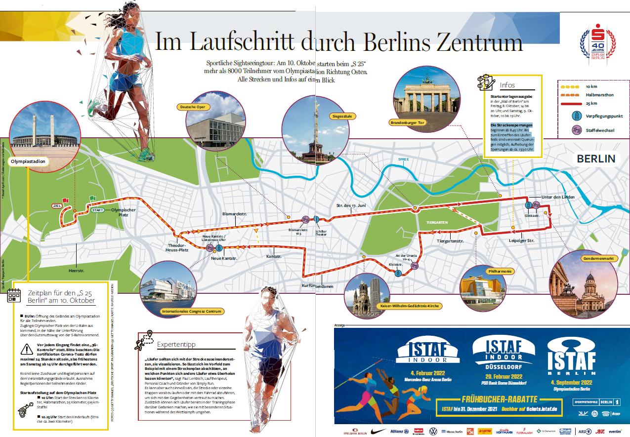 Im Laufschritt durch Berlins Zentrum Image 1
