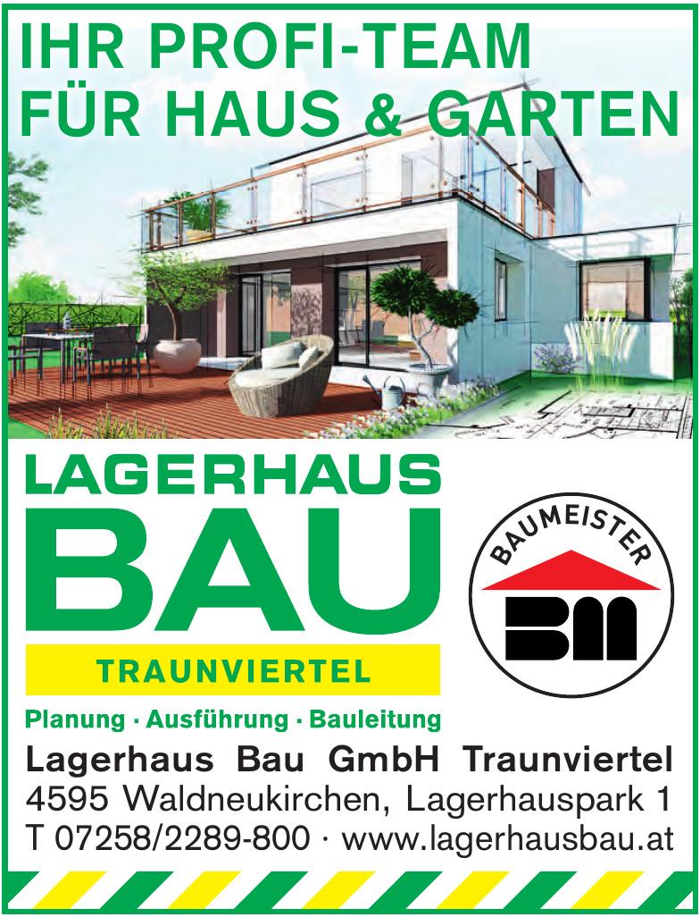 Lagerhaus Bau GmbH Traunviertel