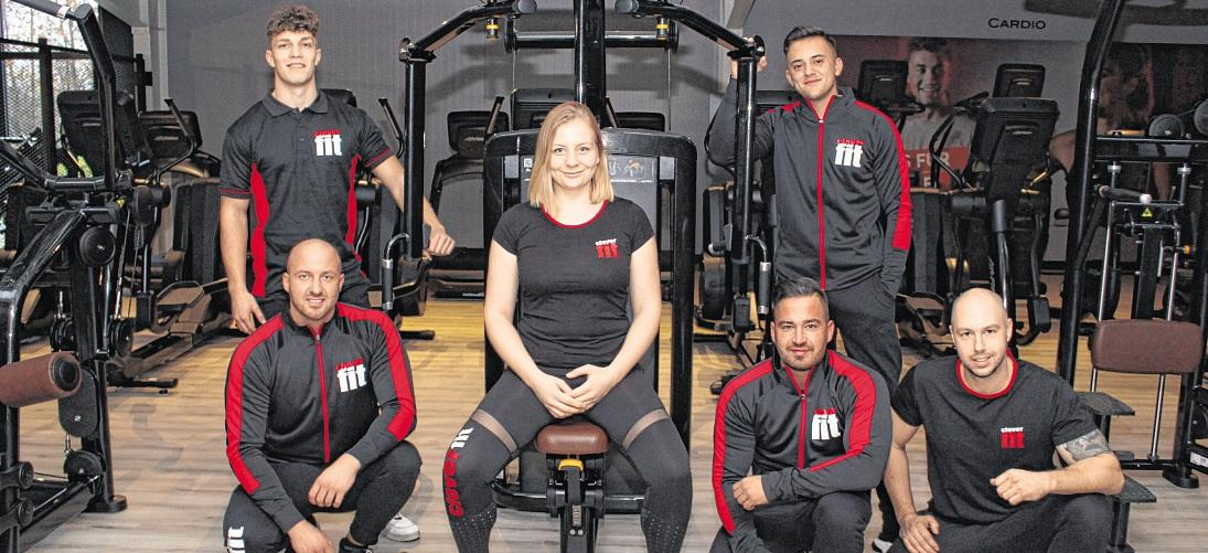 Clever fit - das clevere Fitness-Studio