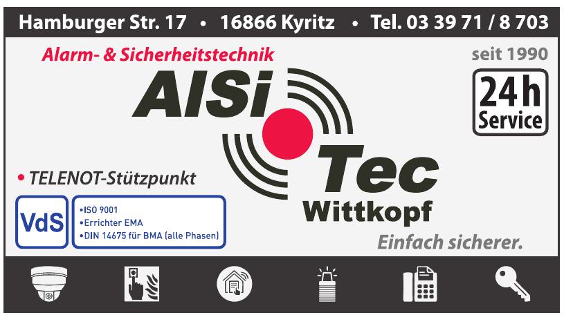 Aisi-Tec Wittkopf