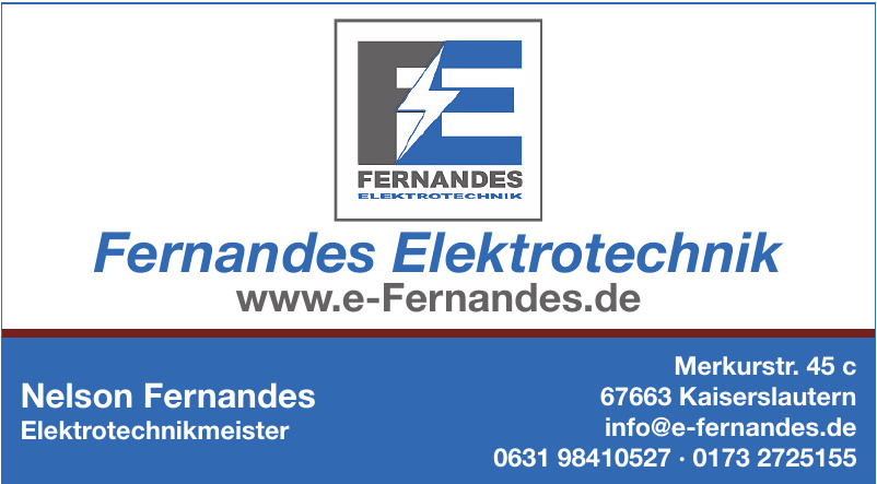 Fernandes Elektrotechnik